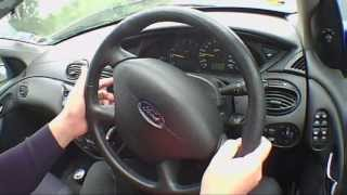 Ford Focus 2004 1.8 Review/Road Test/Test Drive