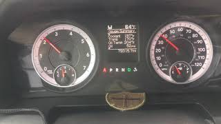 Ram 2500 5.7 Hemi with Bully Dog GT Gas Tuner and Pedal Commander (2013)