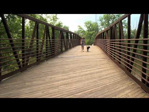 Fitness comes naturally in Flushing County Park