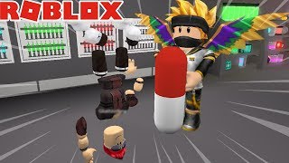 * FAILED TO EXPERIMENT ON GILATHISIE! -ROBLOX #447