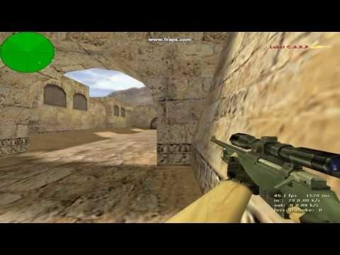 Counter Strike - Luks! C.A.R.P [AWP] (HD)