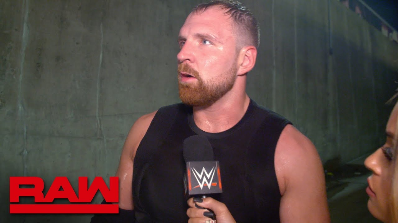 Dean Ambrose Gets Brutally Honest About His Place In The Shield Raw Exclusive Oct 8 2018