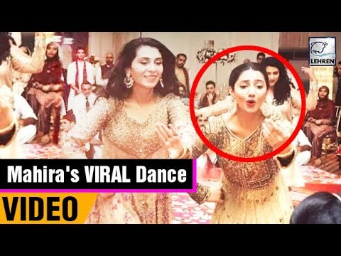 Mahira Khan's VIRAL Dance On 'UP Bihar Lootne' Is A Must Watch | LehrenTV