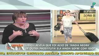 """Programa A Tarde é Sua - 21/08/2015 - """" Como se proteger de magias"""""""