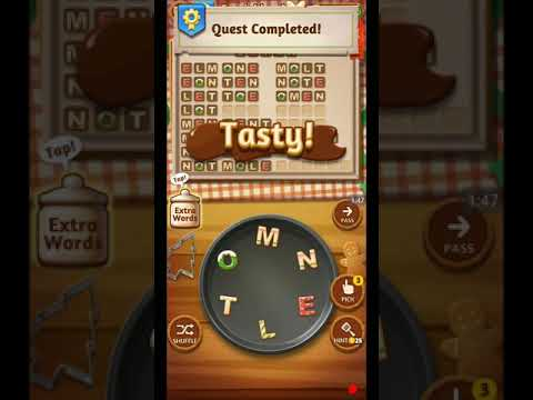 WORD COOKIES RED VELVET LEVEL 10 SPECIAL LEVEL NEW UPDATE