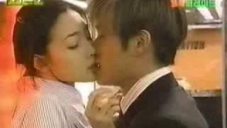Beautiful days NG Kiss scene