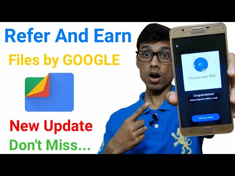 Google File Go: Refer And Earn Upto 1000🔥