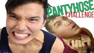 PANTYHOSE TUG-O-WAR CHALLENGE!!! (ft. ALEXWASSABI)