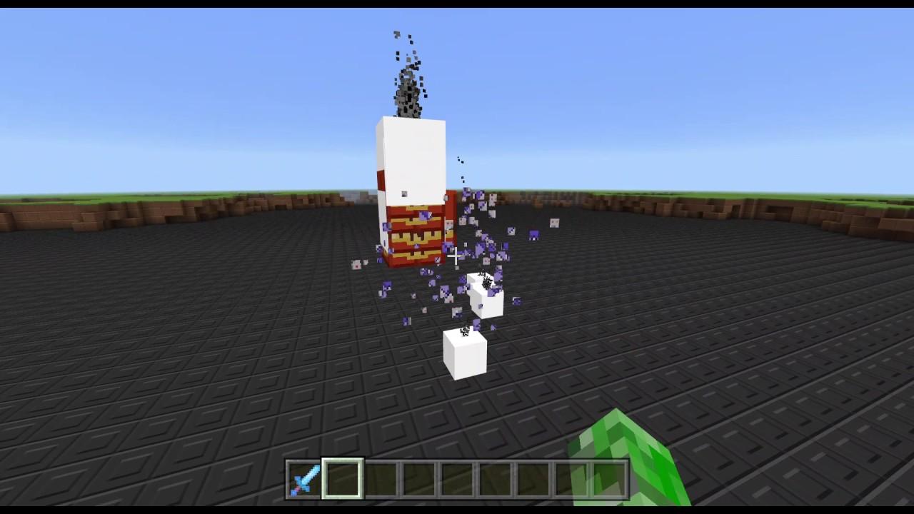 Minecraft Windows 10 Edition NUKE - 125.2KB