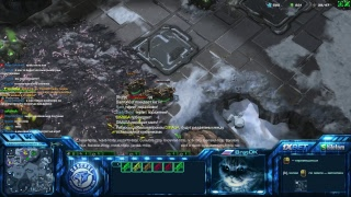 �������� ���� Starcraft * SC2 2x2 BratOK+Dimaga * Бесплатный старкрафт 2! Q(._.Q) ������