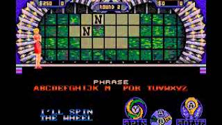 Wheel of Fortune (SUPER NINTENDO)