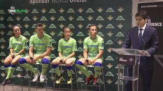 Somos el Real Betis Balompié de Sevilla
