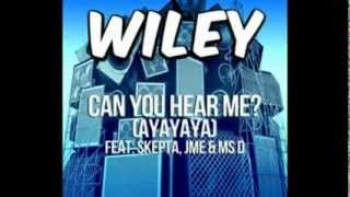 Watch Wiley Can You Hear Me video