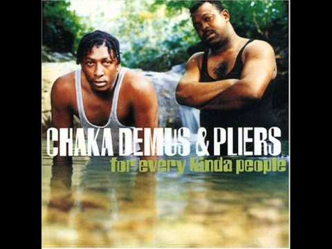 Chaka Demus and Pliers - Man smart, woman smarter