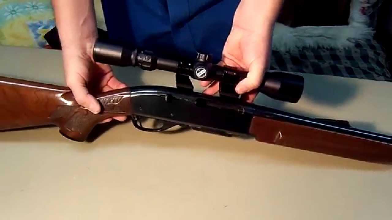 Remington 7400 carbine in semi auto 3006 youtube remington 7400 carbine in semi auto 3006 publicscrutiny Choice Image