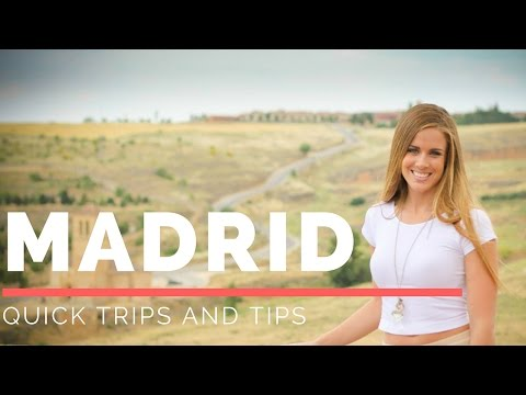 Quick Trips and Tips: Madrid, Spain