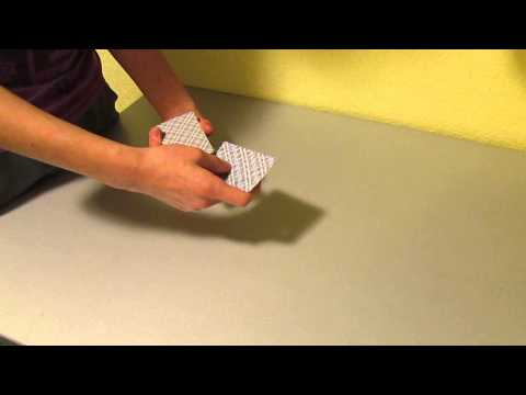 4 Фокус-Покус с Тошаном.  Фокус с нахождением карты. Обучение