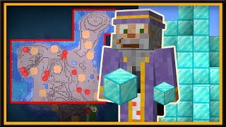 Hermitcraft S7 Episode 7:  64 DIAMOND BLOCK Purchase!