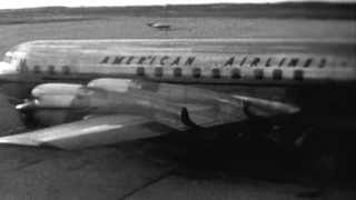 "American Lockheed L-188A Electra - ""Start-up & Taxi"" - 1960"
