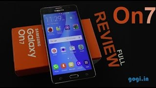 samsung galaxy on7 full review price rs 10 990
