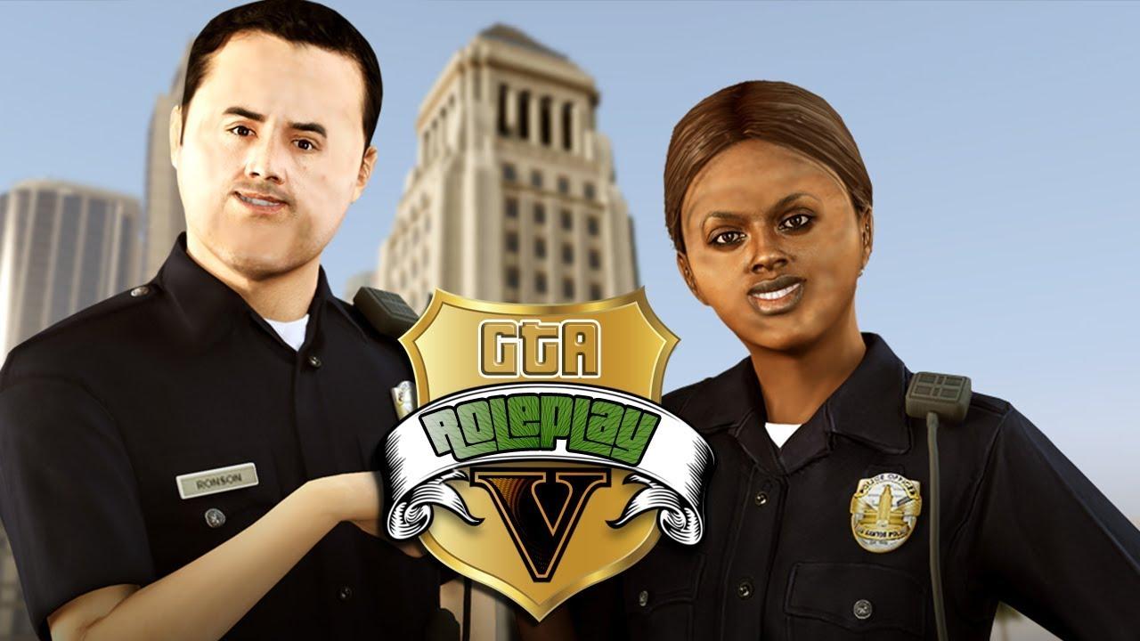 SQUAD GOALS - GTA 5 Roleplay Part 1