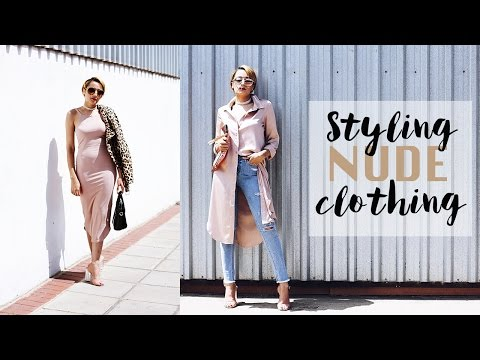 LOOKBOOK: Styling NUDE Clothing | South African Style Blogger