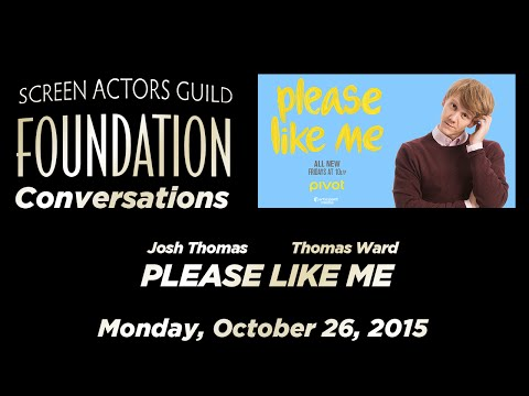 Conversations with Josh Thomas and Thomas Ward of PLEASE LIKE ME