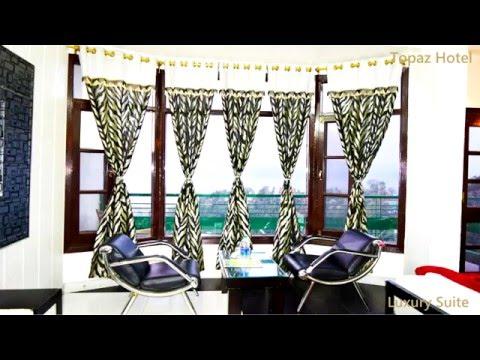 Dalhousie Hotels Video -Topaz Hotel Dekho