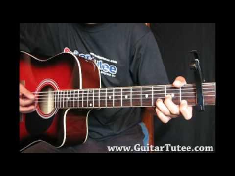 James Morrison Feat  Nelly Furtado - Broken Strings, by www.GuitarTutee.com