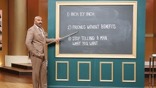 How to land a man! || STEVE HARVEY