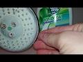 Bohater domu - Jak usunąć kamień z końcówki prysznica, ze słuchawki