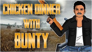 21 Kills Chicken Dinner With Bunty | Jack Shukla Live