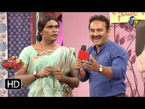 Chammak Chandra Performance   Jabardasth   29th November 2018   ETV Telugu