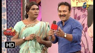 Chammak Chandra Performance | Jabardasth | 29th November 2018 | ETV Telugu