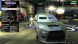 GTA 5 Online Rapine KARIN KURUMA BLINDATA! GTA 5 (Heist vehicle) PS4