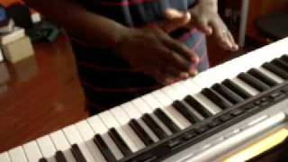 Marvin Sapp - He Has his hands on you (Piano Tutorial Entire Song)