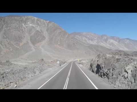 Chile de Un Viaje : De Antofagasta a Santiago