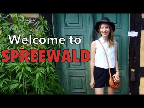 Visiting Spreewald, Germany