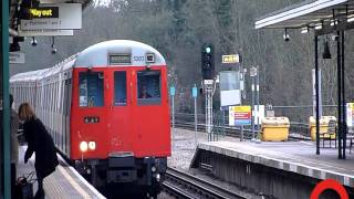 London Underground 2012[HD]