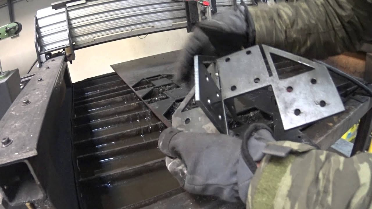 Diy Cnc Plasma No Weld Brackets Youtube
