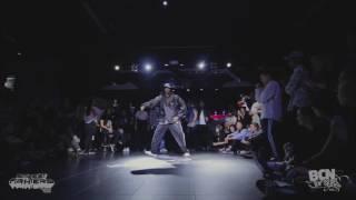 BCN TOP STYLES VOL. 7 & STREET FIGHTERS SPAIN 2016 - Demo Jury - Ice'e