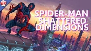 Spider-Man: Shattered Dimensions Gameplay (PC HD)