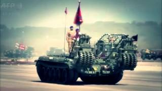 Pakistan Army Song Himmat Walay Dharti Ky Rakhwalay 2015