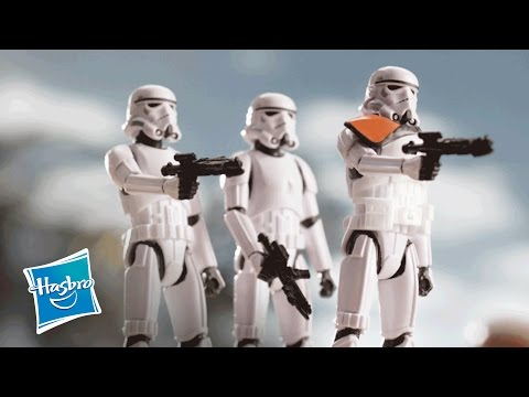 """Star Wars - 'Rogue One Universe 3.75"""" Figures & Vehicles' Official TV Spot"""