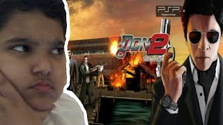 Crazy cars are chasing me!!!   Don 2 the game #2