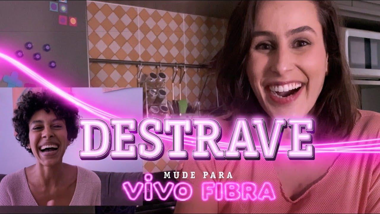 Vivo Fibra - Videochamada