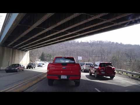 Driving from Monroeville to Murrysville,Pennsylvania