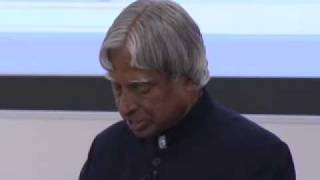 Dr A.P.J. Abdul Kalam | Creative Leadership in the Global Knowledge Economy
