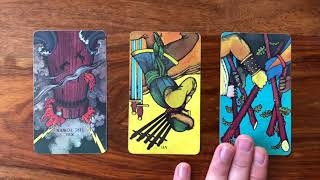 Daily Tarot Reading for 8 July 2018 | Gregory Scott Astrology