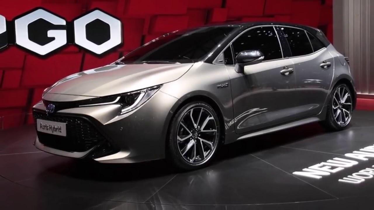 2020 Toyota Auris Concept